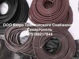 Резина уплотнительная профильная с-509