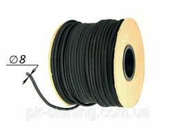 Эспандер- эластичный шнур Ø 8 - 100 метров в защитной. ..