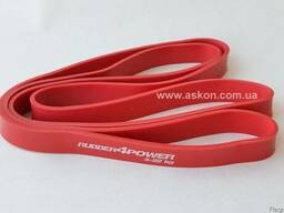 Резиновая петля красная R4P cопротивление от 5 до 22 кг;