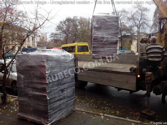 Резиновое напольное покрытие Украина