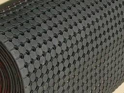 Резиновое ячеистое покрытие