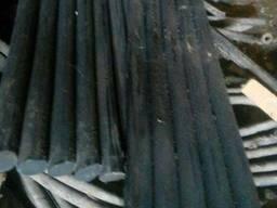 Резиновый Шнур уплотнитель круглый Д30мм