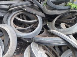 Резиновые бортовые кольца для переработки (пиролиза)