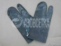 Резиновые перчатки БЛ-1 (костюм ОЗК)