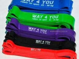Резиновые петли Way4You для спорта. Оригинал.