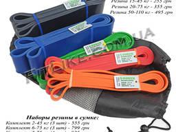 Резина X - Power, эспандер петли для турника, подтягиваний, тренировок