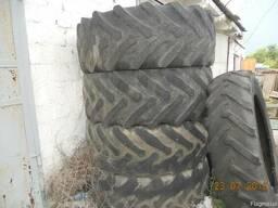 Резину на трактор хтз 17221