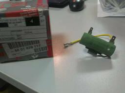 Резистор печки Renault 5001829117