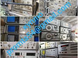 Приборы радиоизмерительные, разные