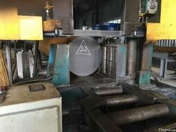 Резка металла ленточнопильными станками
