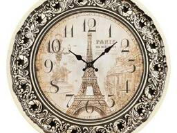 Резные настенные часы — «Paris» Под заказ
