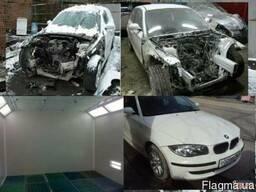 Рихтовка авто,сварка,выравнивание геометрии кузова автомобил