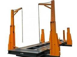 Рихтовочный стапель для грузовиков TFR-1000