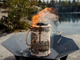 Римская свеча для камина, для чаши костровой N1Medium