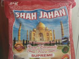Рис басмати ShahJahan 5 кг