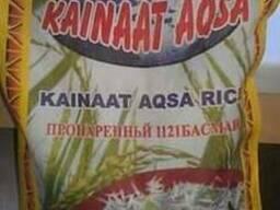 Рис длиннозернистый, пропаренный Индия