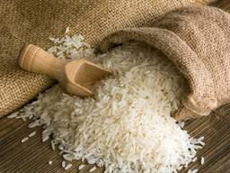 Рис длинный