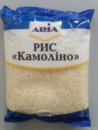 Рис фасованный Aria.