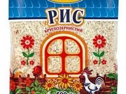 "Рис круглый ""Хатинка"" фас. 0,5"