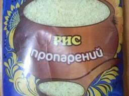 """Рис Пропарений """"Повний Глечик"""" 900г, 1/12"""