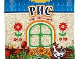 Рис шлифованный (длиннозёрный) 0,5 кг