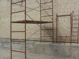 Риштування будівельне