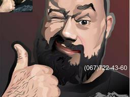 Рисунок, карикатура, шарж, аватарка