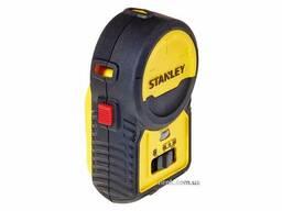 Рівень лазерний самовирівнюючий Stanley дальність - 6 м, похибка- ±0.3 мм на 1 м