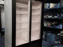 Робочі, перевірені та підготовлені Шкафи вітринні Холодильні б/в 2-х дверні