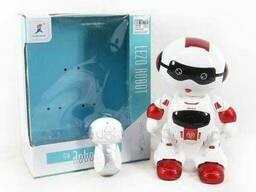 Робот на радиоуправлении 99333-2, бело-красный
