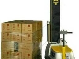 Робот-паллетоупаковщик, паллетообмотчик BeeWrap, WR100 SIAT