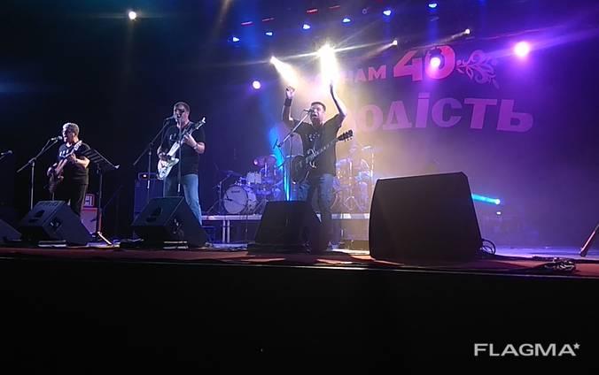 Живая музыка на корпоратив, праздник, Ukraine.