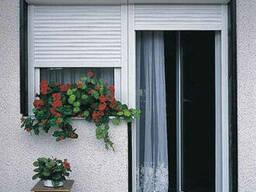 Ролети захисні на вікна, двері, ролетні ворота. Виробник.