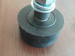 Ролик резиновый для однорядной картофелекопалки - фото 2