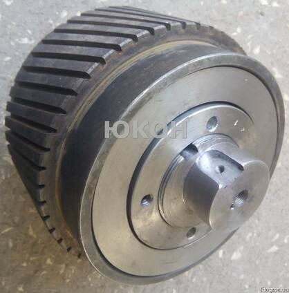 Ролики к грануляторам OГМ-1,5 190 мм