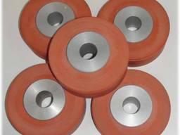 Ролики силиконовые и колеса