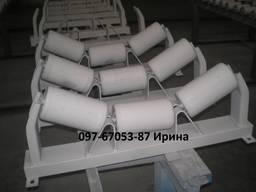 Ролики та роликоопоры от производителя