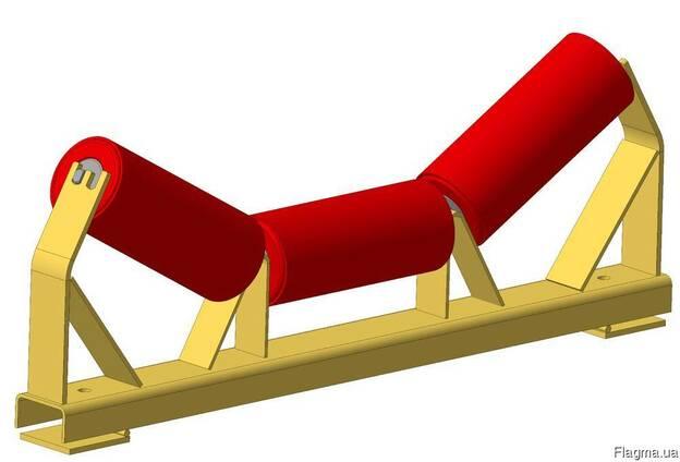 Роликоопоры конвейеров цена ленточный транспортер рязань