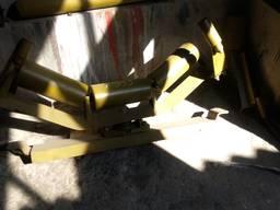 Роліки конвеєрні - комплектуючі до створення та ремонту стр