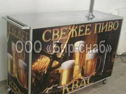 Ролл-бар (тележка) для уличной торговли