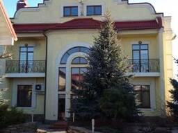 Роскошный особняк для большой семьи в Новоалександровке.