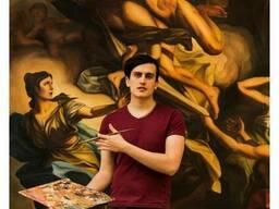 Роспись стен и граффити в Крыму!