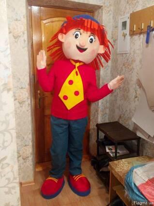 Пошив ростовых кукол под заказ, ростовая кукла Рыжий мальчик