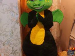 Ростовая кукла дракон, пошив ростовых костюмов