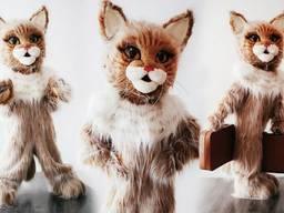 Ростовая кукла Кошка под заказ