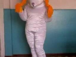 Ростовая кукла коза под заказ