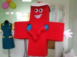 Ростовая кукла Красный Крест