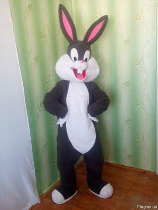Ростовая кукла кролик Банни, изготовление ростовых кукол