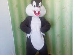 Ростовая кукла кролик Бакс Банни, изготовление ростовых кукол