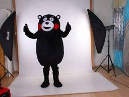 Ростовая кукла «Кумамон» японский мишка